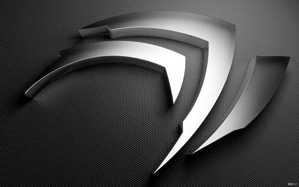 Fond d'écran 1 Griffe NVIDIA
