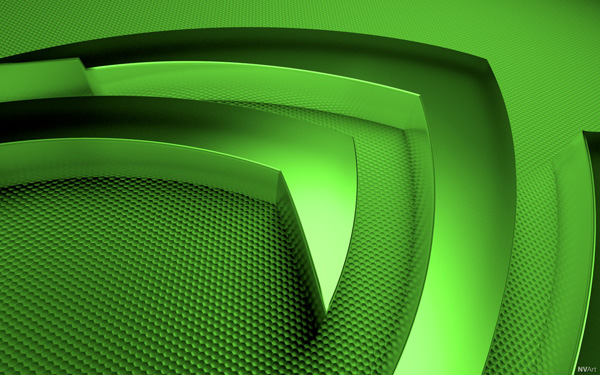 Fond d'écran 4 Griffe NVIDIA